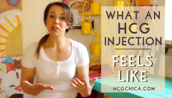 What an hCG Injection Feels Like and My First Injection Experience - hcgchica.com