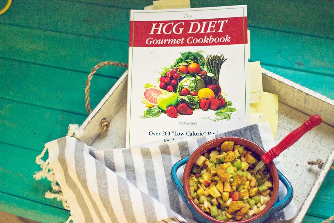 Free Phase 2 hCG Diet Recipe from Tammy Skye's hCG Diet Gourmet Cookbook - hcgchica.com