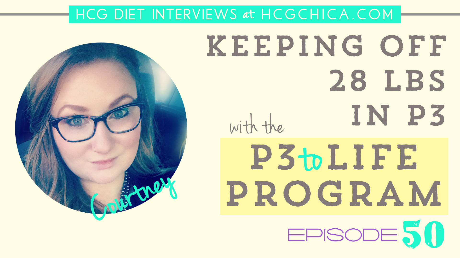 Hcg diet success stories video interviews with everyday people she skipped p3 during her first round 2 years ago gained back all the weight loss and added more ccuart Gallery