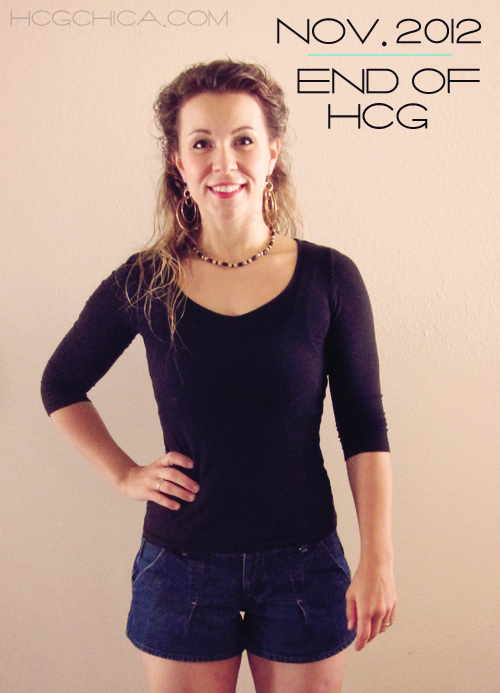 hcgchica at end of the hcg diet