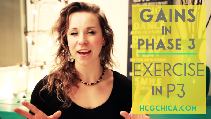 How Excercise Affects Phase 3 of the hCG Diet - hcgchica.com