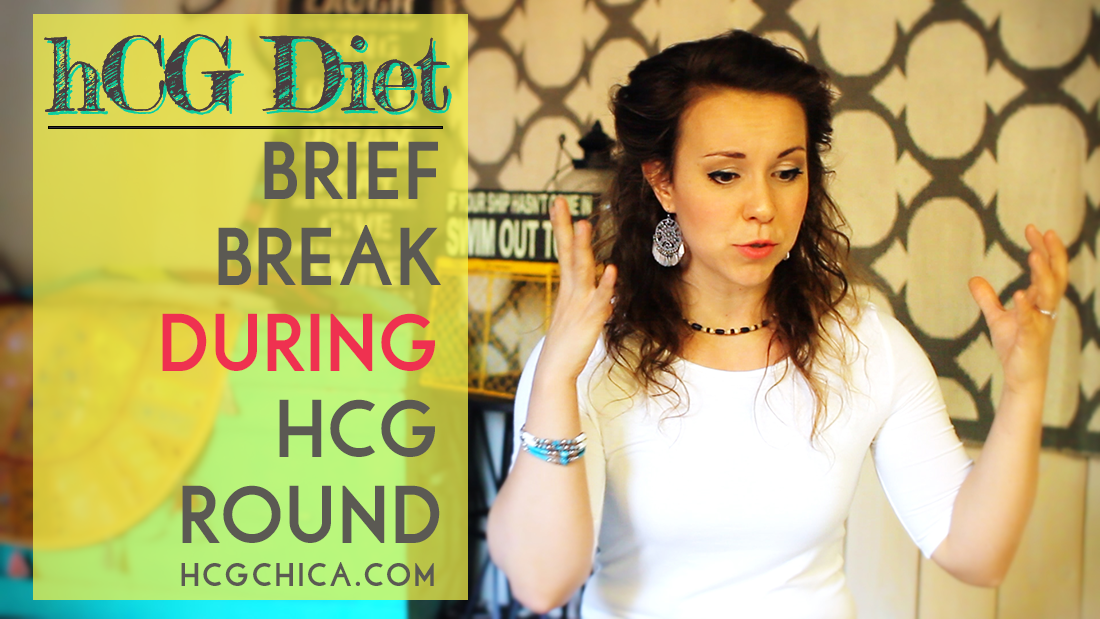 Interruptions on hCG - When You Have to Get off hCG DURING a Round for a Few Days - hcgchica.com