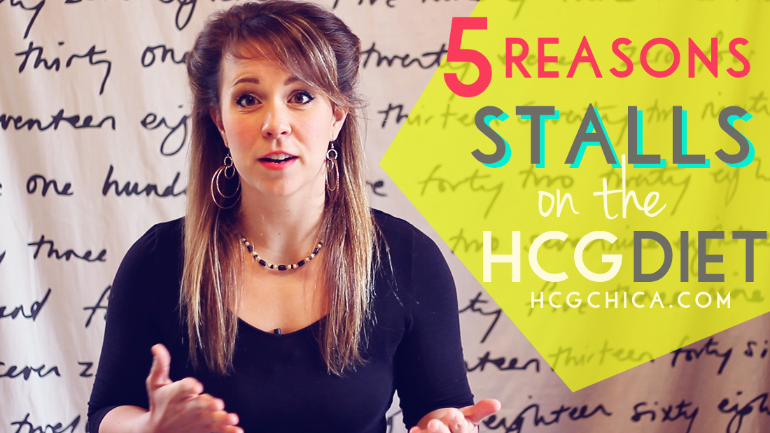 5 Reasons for Stalls on the hCG Diet - hcgchica.com