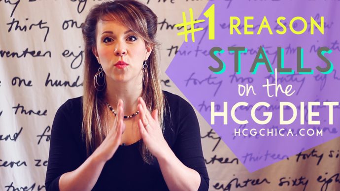 The #1 Reason for Stalls on the hCG Diet